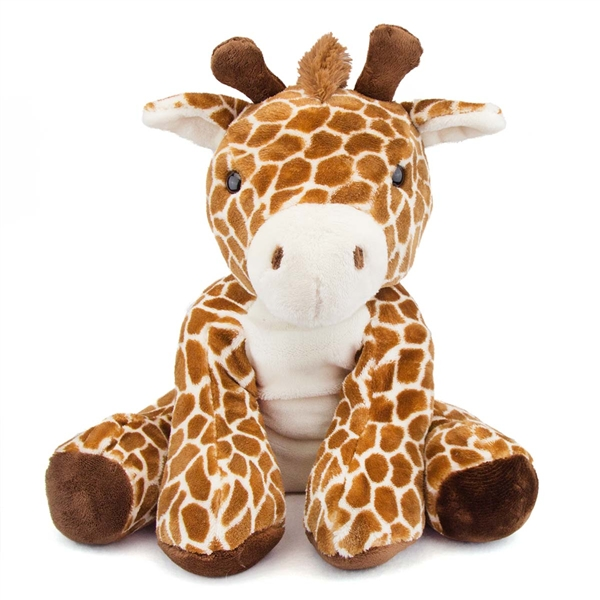 Custom cute plush giraffe soft toy